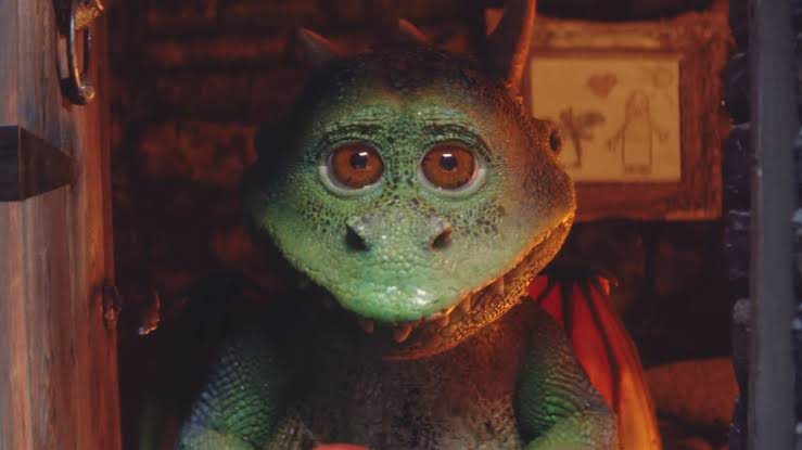The John Lewis Christmas ad Returns with a dragon ad
