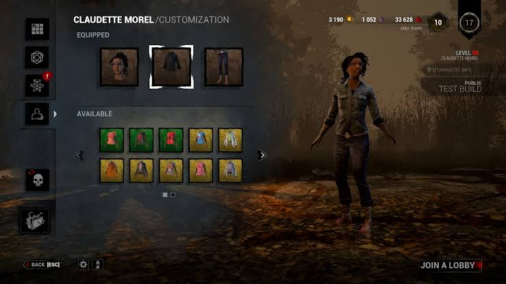 Dead By Daylight 3.3.0 Update Confirming The Patch Notes