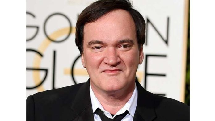 Quentin Tarantino to Honoured with