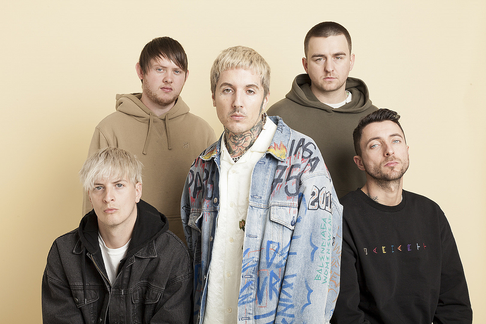 Bring me to The Horizon's New Music Album  Featuring Halsey and Lotuseater