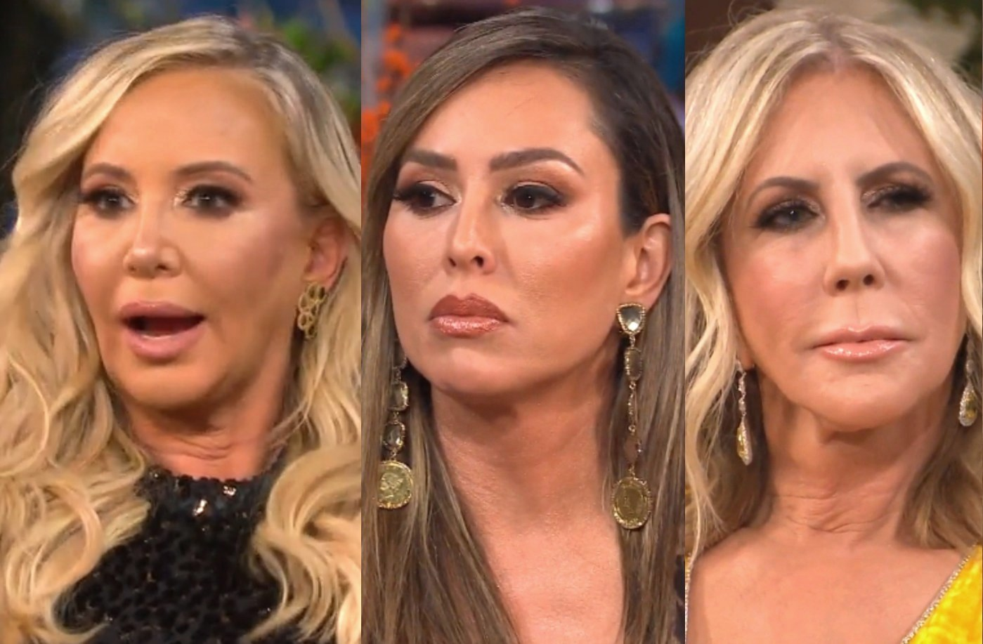 RHOC' Reunion: Vicki Gunvalson Accuses Braunwnyn Of 'Demolishing' The Show