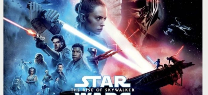Here are the primary responses to Star Wars: The Rise of Skywalker