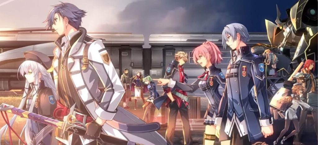 The Legend of Heroes: Trails of Cold Steel III Game Getting Switch Version in 2020