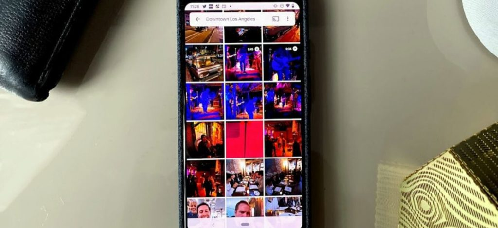 Google's incredible photo application is currently a talk application, as well