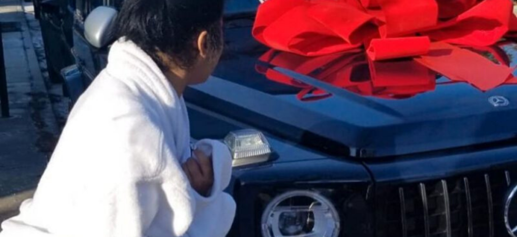 Cardi B Buys Her Sister A $200K Mercedes G-Wagen as Her Birthday present!