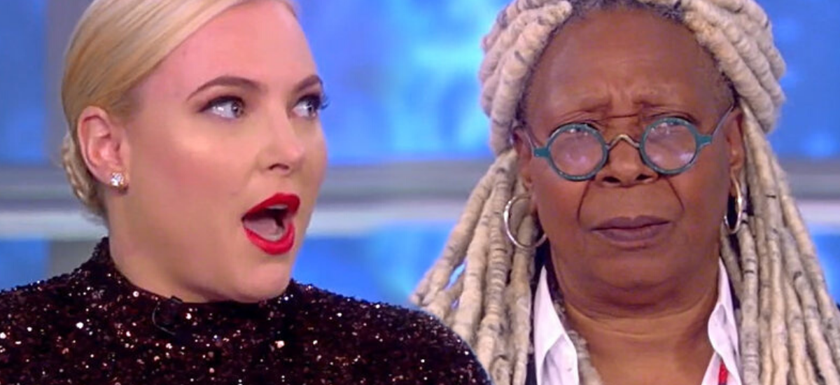 Meghan McCain fires back after red hot 'View' dust-up with Whoopi Goldberg: 'I won't hush up'