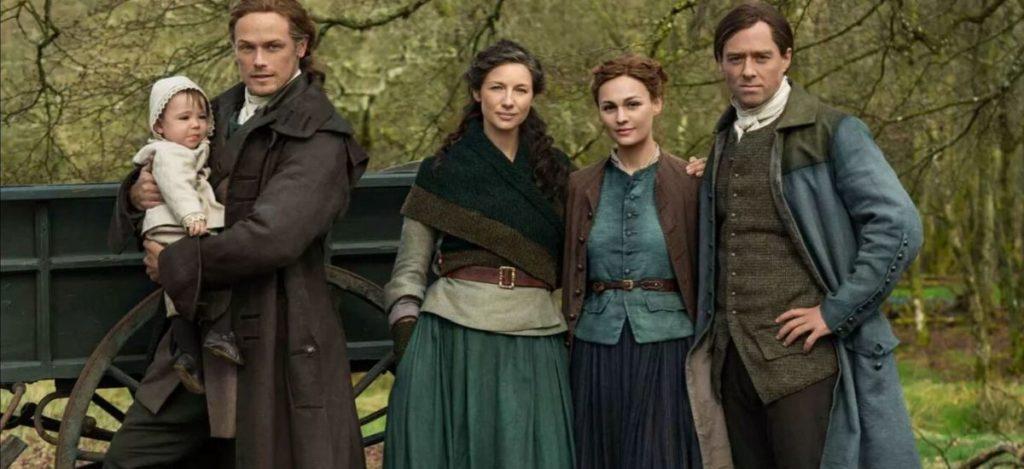 """""""Outlander"""" season 5 sneak Peek investigation: Jamie, over a wide span of time"""