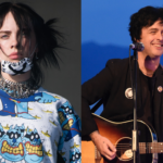 Billie Eilish on getting endorsement from Dave Grohl and Billie Joe Armstrong