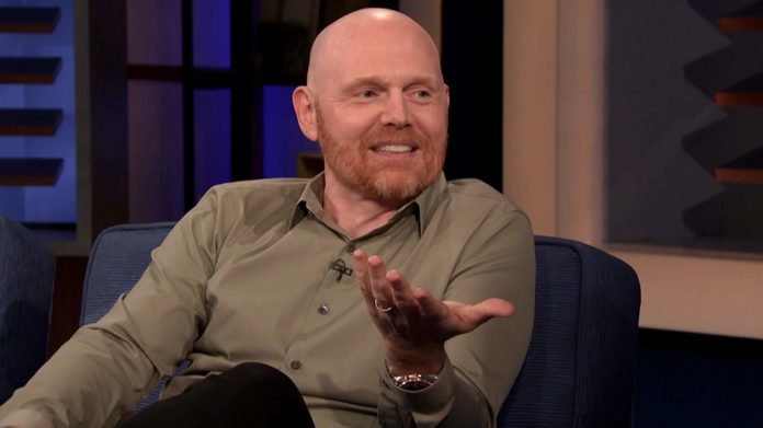 Bill Burr Finally Officially Entered The
