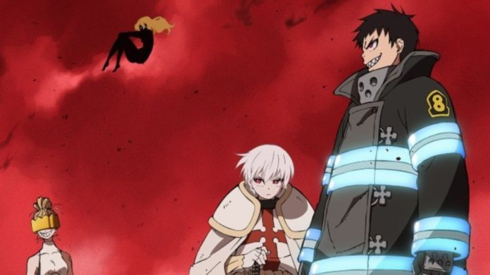 Fire Force Season 2 Debuts First Teaser and Poster - who will be in the cast?