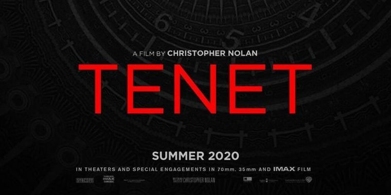 The primary mystery for Christopher Nolan's new film, Tenet, is here