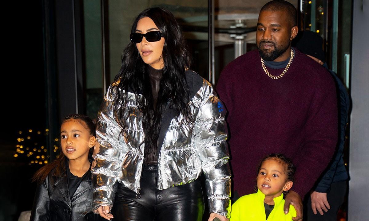 Kim and Kanye Gave North Michael Jackson's Jacket for Christmas
