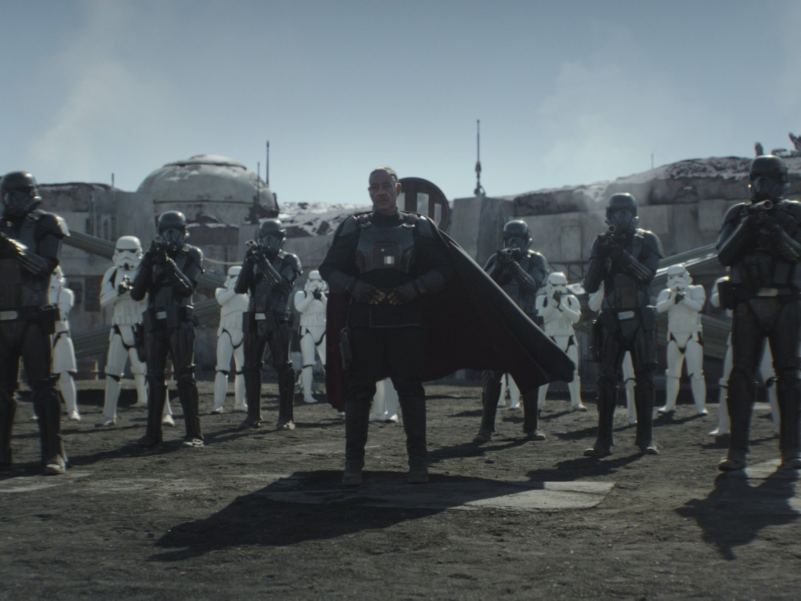 The Darksaber Made a Crucial Appearance in The Mandalorian's Season Finale