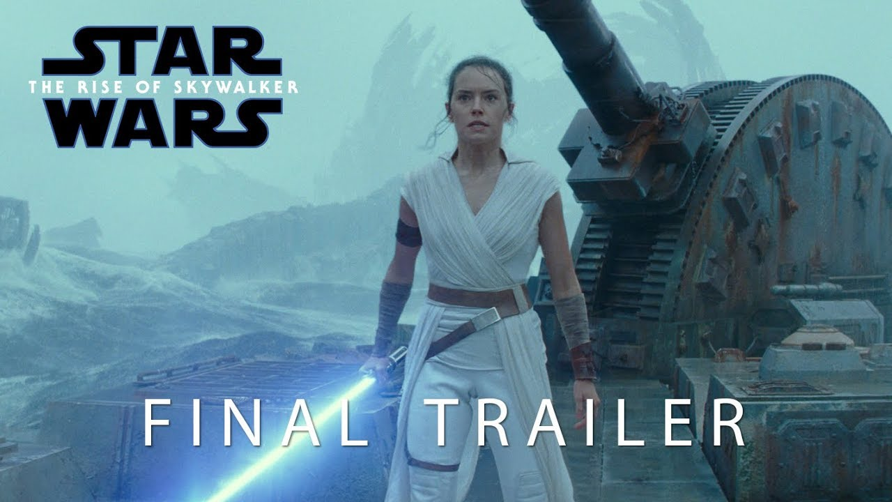 This is what news sources need to state about Star Wars: The Rise of Skywalker