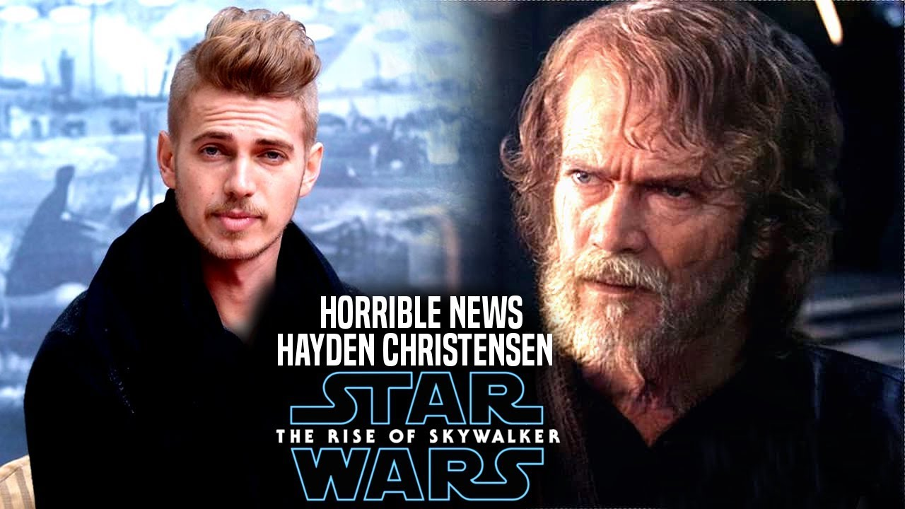 Star Wars The Rise Of Skywalker Leak Reveals If Hayden Christensen Returns Or Not Daily Bayonet