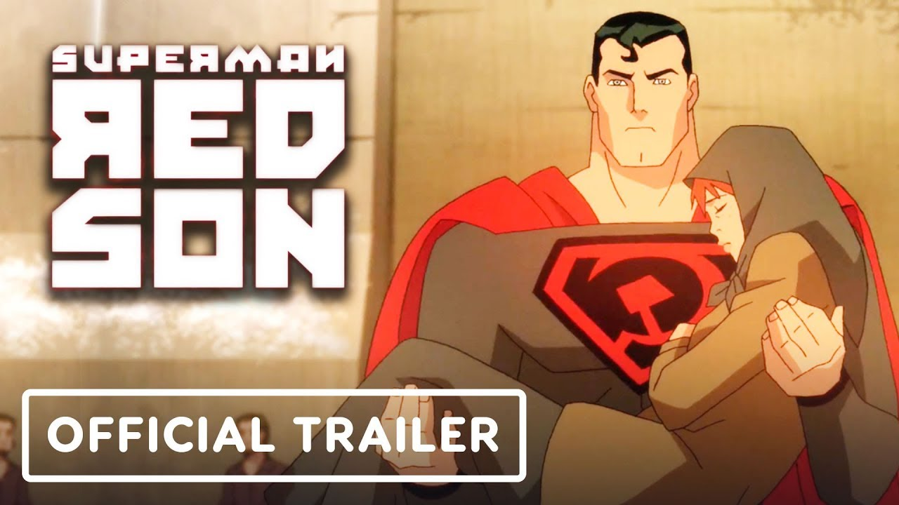 Superman: Red Son Trailer Features the Iconic DC Comics Story