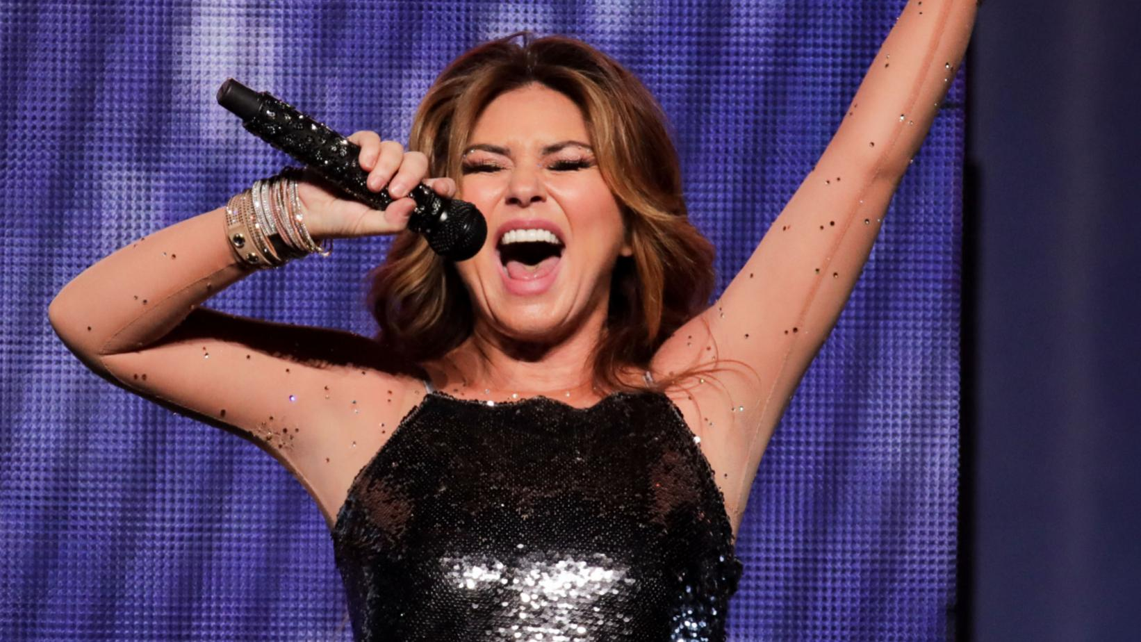 Shania Twain moving onto ranch for Las Vegas residency