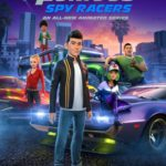 Quick and Furious: Spy Racers Exclusive Car Heist Clip