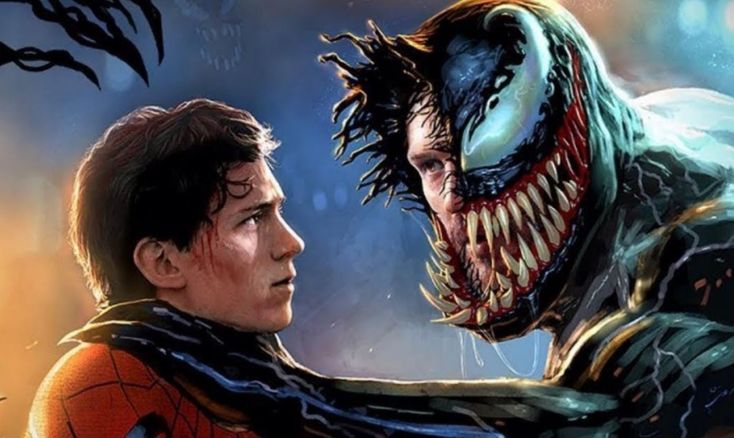 Tom Holland in Talks to Join VENOM 2 as Spider-Man