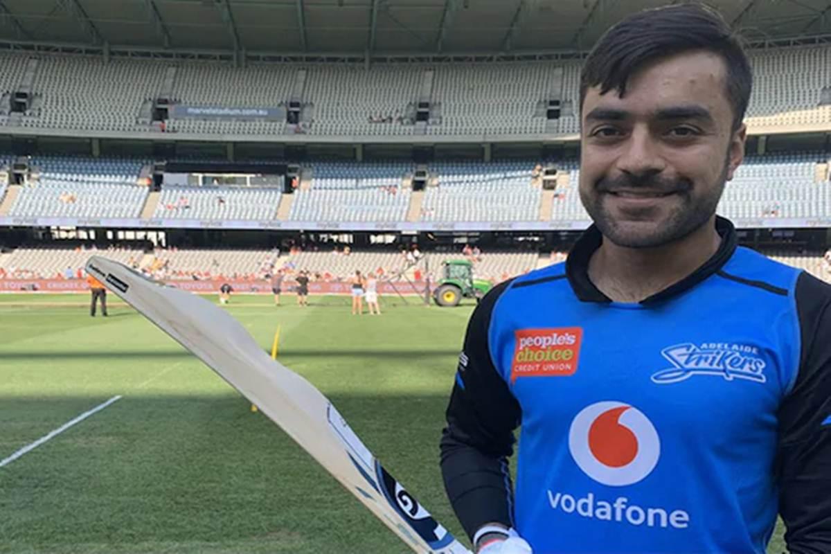"SunRisers Asks Rashid Khan To Carry ""Camel"" Bat For IPL 2020"