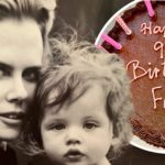 Nicole Kidman shares Photo on Daughter Faith's ninth Birthday