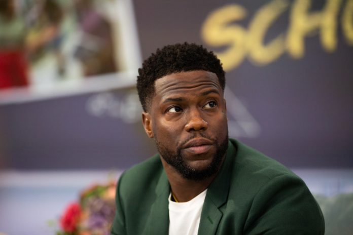 Kevin Hart to host the Oscars really wanted David Letterman. See all the details