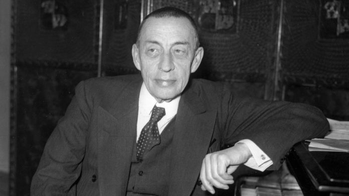 Rachmaninoff the most innovative composer ever...says computer