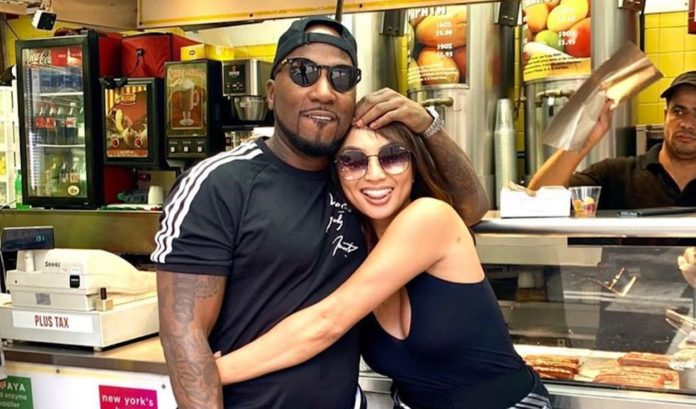 Jeezy Surprised Jeannie Mai With Live Tevin Campbell Birthday Performance