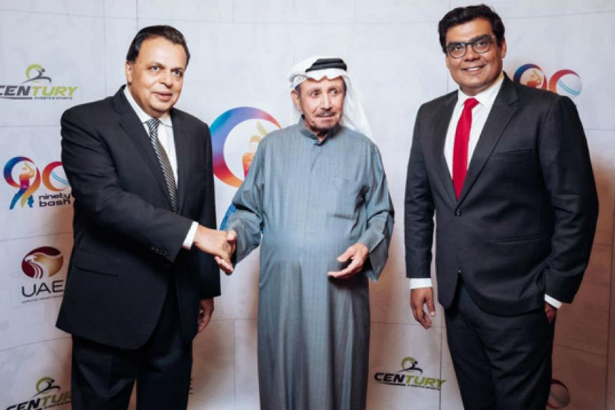 New Cricket Format Called 90-Ninety Bash being  Introduced in UAE