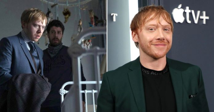 Harry Potter' Stars Tom and Rupert Play Santa at a UK Hospital, and that's amazing