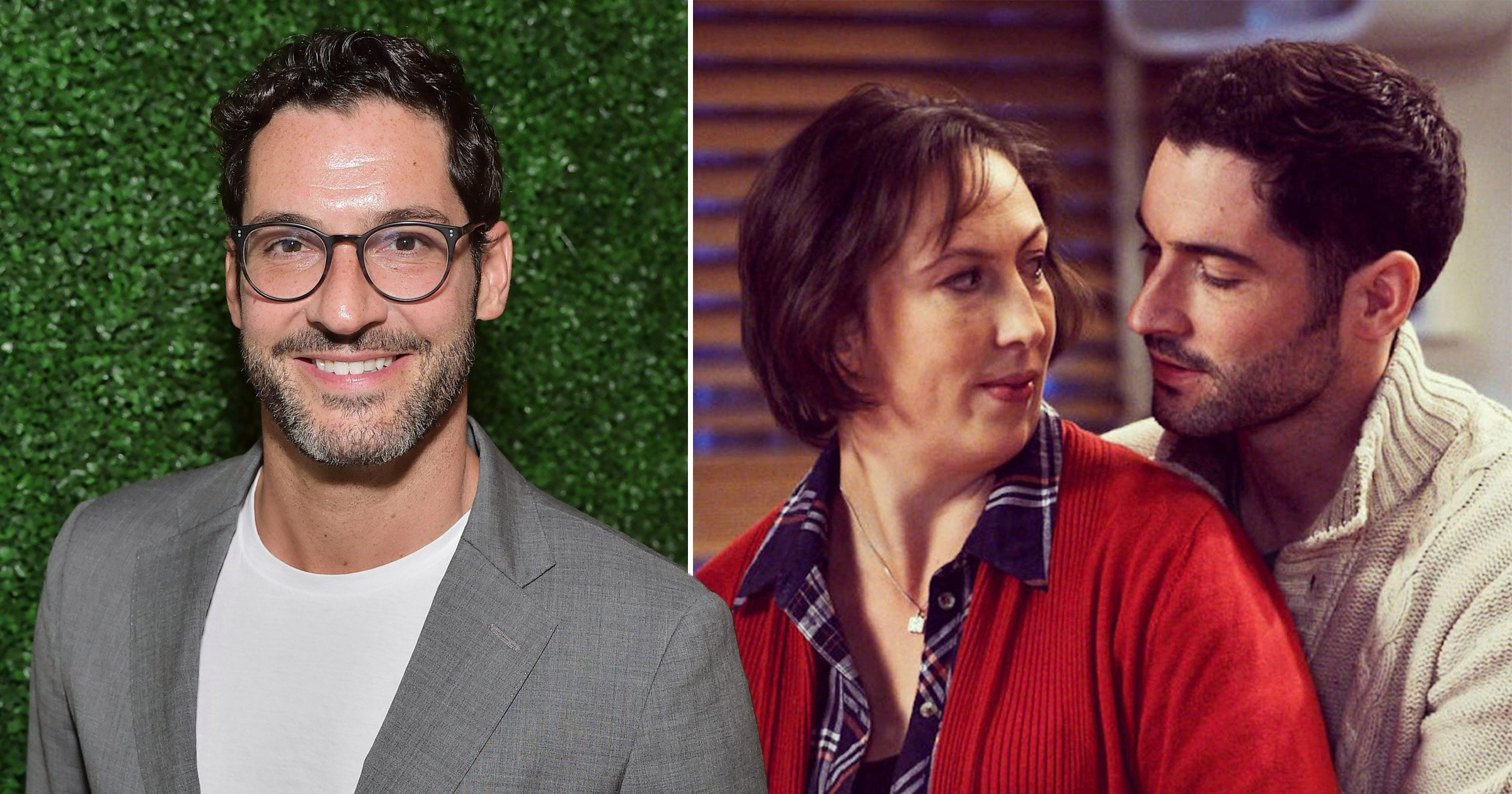 Lucifer's Tom Ellis Shows Up In Miranda Special – And Fans Can't Quit Crying