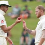 An ugly mess between Ben Stokes and Stuart Broad during test match