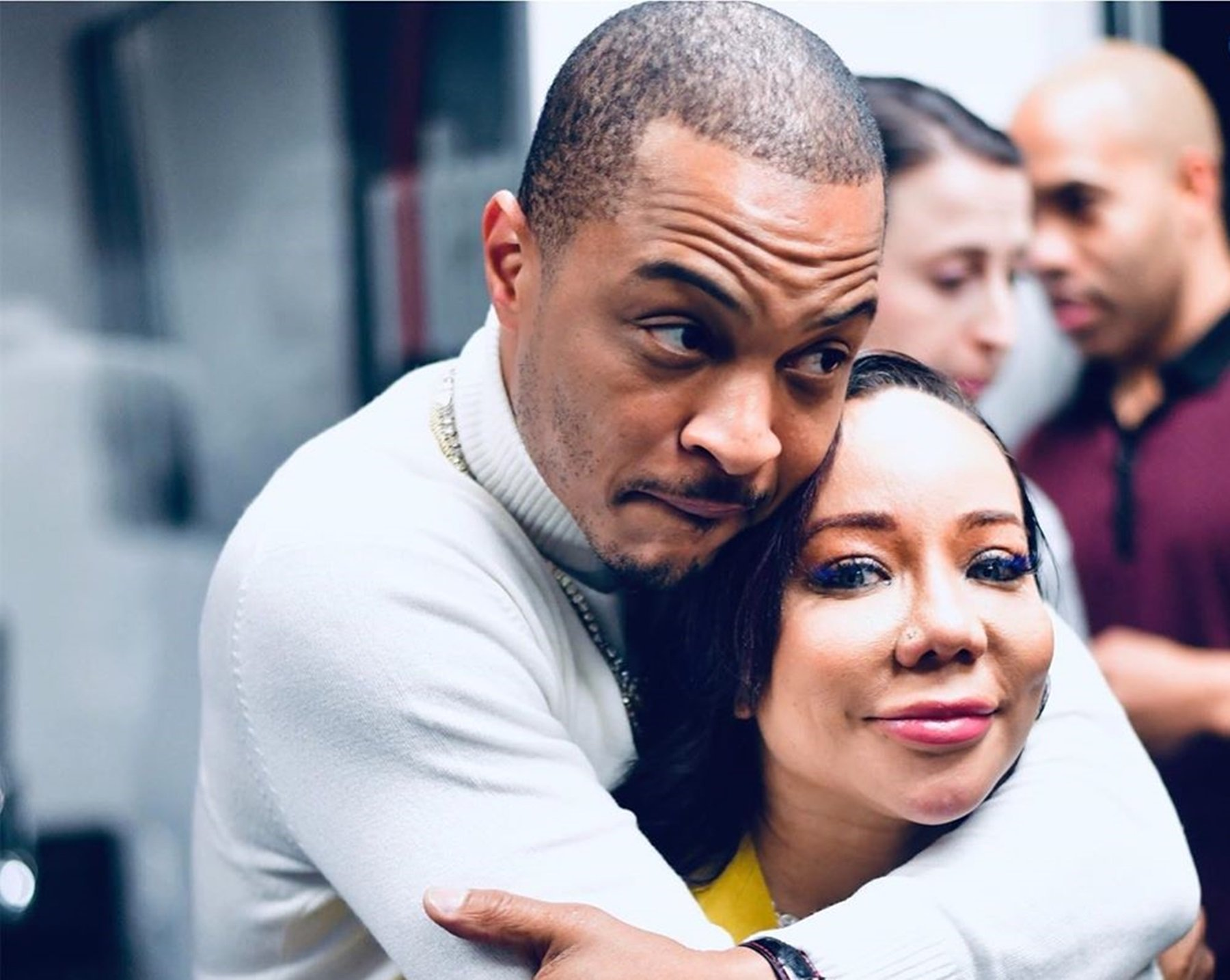 Tiny Harris Reveals The New Addition To The Family With A Sweet Photo