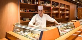 Sushi Nakazawa loses A Star This Week and Downgraded Three Stars in the Times for 'Lusterless' Bites