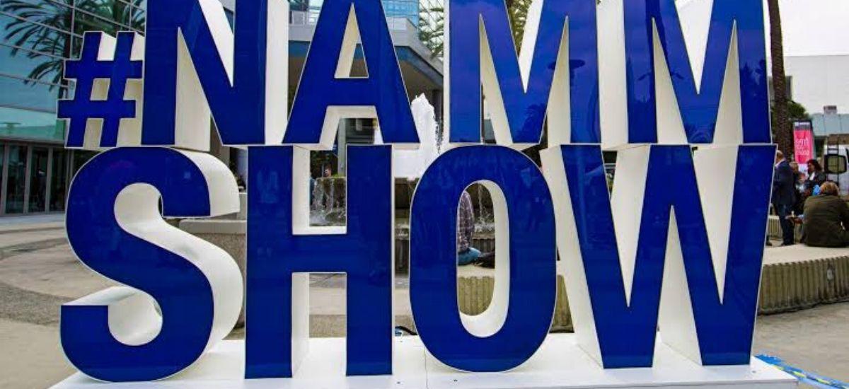 Live blog for NAMM 2020 pre-show