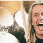 New iron Maiden album hints of Nicko McBrain