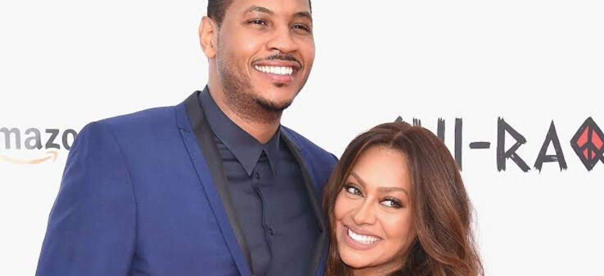 "Despite The Power Star ""La La"" Being Seen With Another Man is Still Together with Carmelo Anthony"