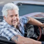 "Guy Fieri, Host of Food Network show ""Diners, Drive-ins, and Dives,"" spotted at Portland restaurants"