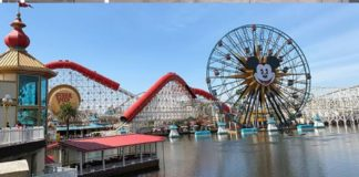 The event to attract the peoples is coming to disneyland resort in 2020