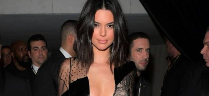 Kendall Jenner poses naked in Instagram for the Versace brand