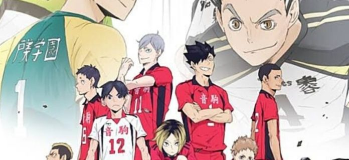 Crunchyroll streams 2 haikyu! OVAs - New season.