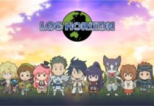 Log horizon TV Anime Getting 3rd season in october