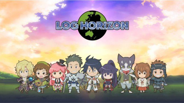 Log horizon TV Anime Getting 3rd season in october