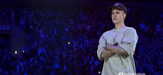 Director 'breaks down crying ' in new youtube docu-series Justin Bieber Here details