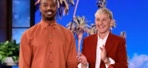 Michael B. Jordan Reveals his prom date was a 'friend with benefits'