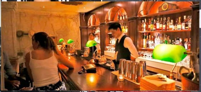 Drink less, dance more in Havana Social Club