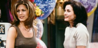 Friends: Rachel was a terrible friend to Monica.