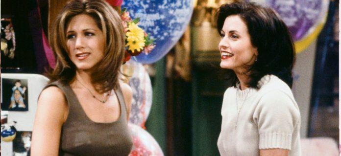 Friends: Rachel was a terrible friend to Monica.