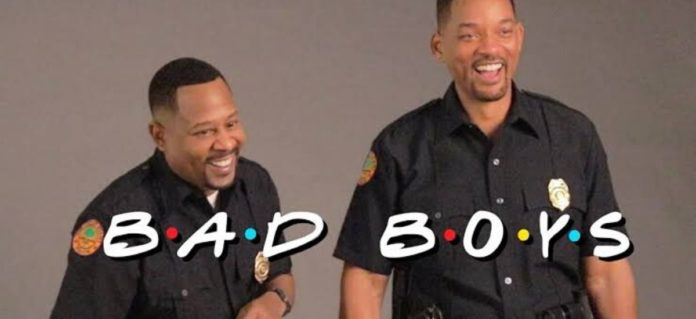 Will Smith laughs out loud at his Bad Boys For Life co-star Martin Lawrence -But for why?