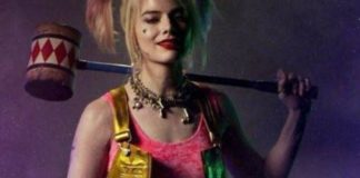 The trailer for Birds of Prey finally reveals the black mask of DC Movie